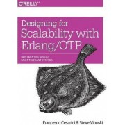 Designing for Scalability with Erlang/OTP by Francesco Cesarini