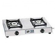 Glen Cook Top Two Burner Stainless Steel Gl 1020 Ss Bb