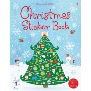Christmas Sticker Book by Fiona Watt