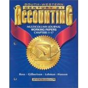 Century 21 Accounting by Kenton E. Ross