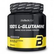 BioTech USA 100% L-Glutamine - 500 g