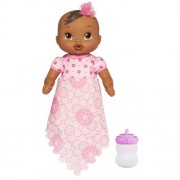 Hasbro Baby Alive Luv N Snuggle Baby Doll African American With Blanket