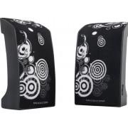 Boxe 2.0 Modecom MC-STARTER ART Black G-W-STARTER-ART-2