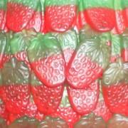 Sweet Spot Sugar Free Giant Strawberries Jelly Diabetic Sweets
