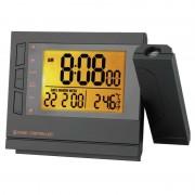 LCD digitálny projekčný budík