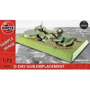 Airfix Kit Diorama Buildings D-Day Gun Emplacement A05701