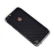 """Folie Iphone 7 """"Carbon fiber gear"""" TIP CARBON BLACK"""
