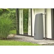 Rezervor de perete pentru apa de ploaie tip Elegance culoare Stone Grey 400lt.