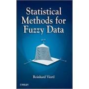 Statistical Methods for Fuzzy Data by Reinhard Viertl