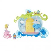 Disney Princess Little Kingdom Cinderella's Bibbidi Bobbidi Carriage, Multi Color