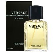 Toaletní voda Versace L´Homme 100ml M poškozená krabička