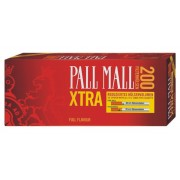 Tuburi tigari Pall Mall RED Xtra 25 mm Filter (200)