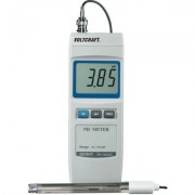 Voltcraft pH-100 ATC pH mérő (101145)