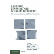 Language, Learning, and Behavior Disorders by Joseph H. Beitchman