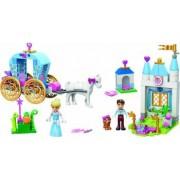 Set Constructie Lego Juniors Caleasca Cenusaresei