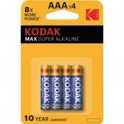 Baterije Kodak Max LR03 AAA B4