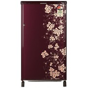 Kelvinator 150 L 3 Star Direct-Cool Single Door Refrigerator (KW163PT HR, Gulmohar Red)