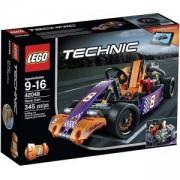 Конструктор Лего Техник - Състезателен карт - LEGO Technic, 42048