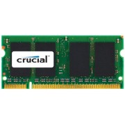 Crucial Memoria per Mac da 4 GB, DDR3, 1066 MT/s, (PC3-8500) SODIMM, 204-Pin - CT4G3S1067MCEU