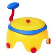 Foppa Pedretti Noša Stolica Red / Blue / Yellow