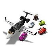 LEGO Cars Spy Jet Escape 339pieza(s) - juegos de construcción (Multicolor)