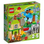 LEGO DUPLO - Jungle Set - Age 2-5 - 86 Pieces - 10804