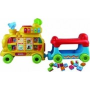Jucarie copii Vtech Sit-to-Stand Alphabet Train