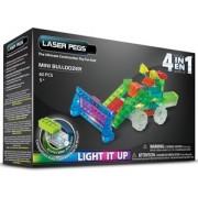 Laser Pegs - 4 in 1 Mini Bulldozer