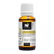 Nature&Vitality K2 + D3 Forte 20 ml