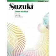 Suzuki Cello School, Vol 3 by Shinichi Suzuki