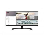 "LG 34UM88, 34"" Wide LCD AG, Flat, IPS Panel, 14ms, Mega DFC, 300 cd/m2, 21:9, 3440x1440, sRGB 99%,USB, HDMI,Thunderbolt2, SP 2x7w, Tilt, Height Adjustable, FreeSync, Black"