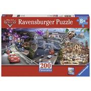 Ravensburger Disney Cars: Cars 2 Panorama Puzzle (200 Piece)