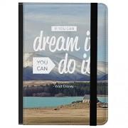 caseable Funda para Kindle y Kindle Paperwhite, diseño Dream it