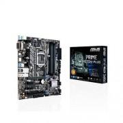 Asus PRIME H270M-PLUS Chipset Intel H270 Socket 1151 DDR4 M2 PCIE 16X - SATA3 - mATX 90MB0T00-M0EAY0