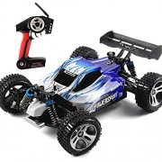 JTT-TOYS RC Car WLtoys A959 High Speed 32MPH 4x4 Fast Race Cars 1:18 RC SCALE RTR RC Racing 4WD ELECTRIC POWER BUGGY W/2.4G Remote Control Off Road Vehicle