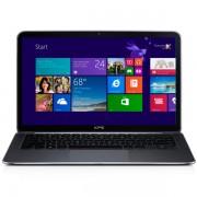 Laptop DELL, XPS13 9333, Intel Core i7-4500U, 1.80 GHz, HDD: 32 GB, RAM: 8 GB, video: Intel HD Graphics 4400, webcam