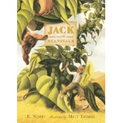 Jack and the Beanstalk by E Nesbit
