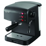 Кафемашина Еlite CM 0261, Еспресо, 850 W, 15 бара, Черна