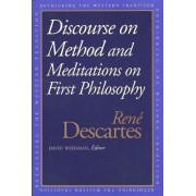 Discourse on the Method, and Meditations on First Philosophy by Rene Descartes