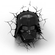 Gadgy 3D Wandleuchte Star Wars Darth Vader Maske