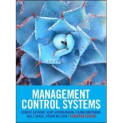 Management Control Systems: European Edition by Robert N. Anthony