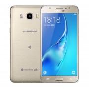 Smartphone Samsung J7 108 3+16GB Galaxy J7(2016) Android 5.1 Octa Core Dual Sim 5.5 inch FHD 4G LTE 5+13MP - Gold