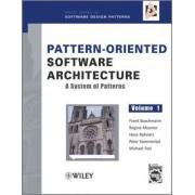 Pattern-oriented Software Architecture by Frank Buschmann