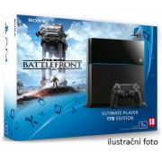 Sony PlayStation 4 1TB Cuh 1216 + Star Wars Battlefront