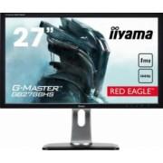 Monitor Gaming LED 27 Iiyama G-Master Red Eagle GB2788HS-B2 Full HD 144Hz 1ms FreeSync