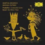 Prokofiev/ Ravel - Cinderella Suite/ Ma Mere (0028947481720) (1 CD)