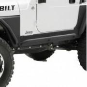 Praguri RockCrawling Heavy Duty Smittybilt XRC Rock Sliders pt. 97-06 Jeep Wrangler TJ & Unlimited