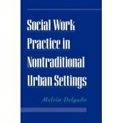 Social Work Practice in Nontraditional Urban Settings by Melvin Delgado