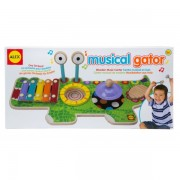 Studio muzical Crocodil - Alex Toys