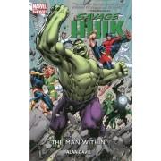 Savage Hulk Volume 1: The Man Within by Alan Davis